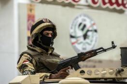 الجيش المصري يقتل 12 عنصراً ارهابياً في سيناء