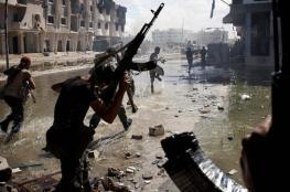"""هجوم عكسي لتنظيم """" داعش """" يوقع مئة قتيل في صفوف القوات الامريكية والكردية في الرقة"""