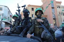 حماس : المقاومة كفيلة باسقاط صفقة القرن