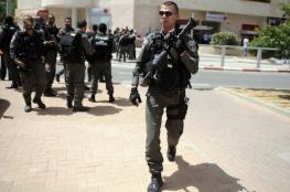 اسرائيل تتاهب خشية  وقوع عمليات جديدة