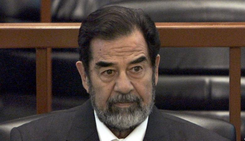 """تعديل قانون مصادرة املاك الرئيس العراقي السابق """"صدام حسين """""""