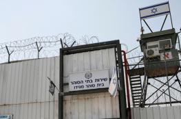 الاحتلال ينقل 92 أسيراً من سجن مجدو بعد غرقه بمياه الامطار