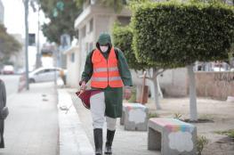 وزير الحكم المحلي يصادق على صرف 215 ألف شيقل لعمال النظافة في بلدية غزة