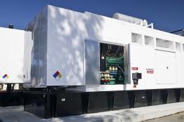 بلدية قلقيلية تستأجر مولدات كهربائية لسد العجز القائم في الأحمال