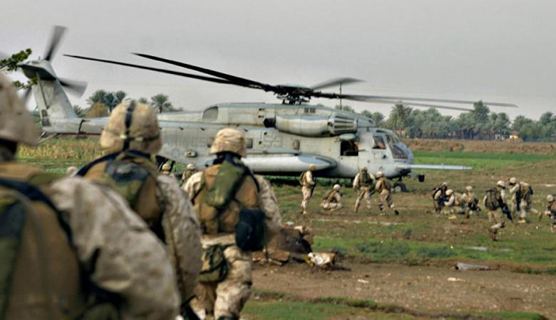 مقتل جنود أمريكيين في تحطم مروحية بأفغانستان