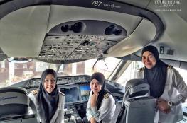 قريباً: نساء إيرانيات خلف مقود الطائرات