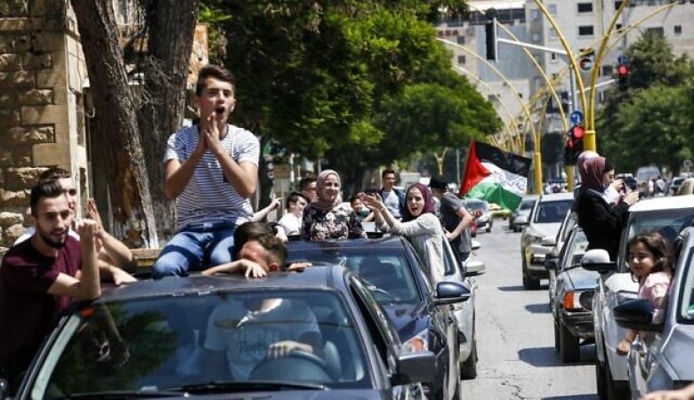 الامن يفض 13 احتفال ثانوية عامة في نابلس