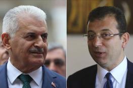 المعارضة  التركية تفوز بانتخابات بلدية اسطنبول