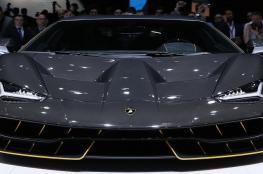 """السعودية تستدعي سيارات  """"لامبورغيني"""""""