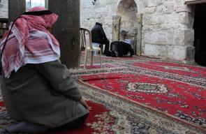 الجامع الحنبلي من العهد المملوكي والعهد العثماني احد معالم مساجد نابلس التاريخية