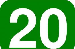 """الكشف عن الجهة صاحبة الرقم """"20  """" التي ضجت بها مواقع التواصل الاجتماعي"""