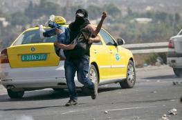 250 اصابة برصاص الاحتلال في مواجهات بالضفة وغزة