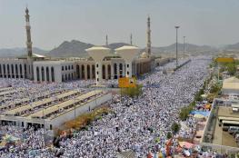 السعودية تستقبل أكثر من 485 ألف حاج