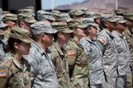 اصابة العشرات من جنود الجيش الامريكي بفيروس كورونا