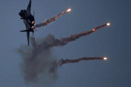 اسرائيل تقصف مستودعات أسلحة قرب دمشق