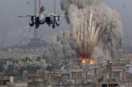 إصابات في صفوف عناصر من النظام السوري جراء قصف إسرائيلي للقنيطرة