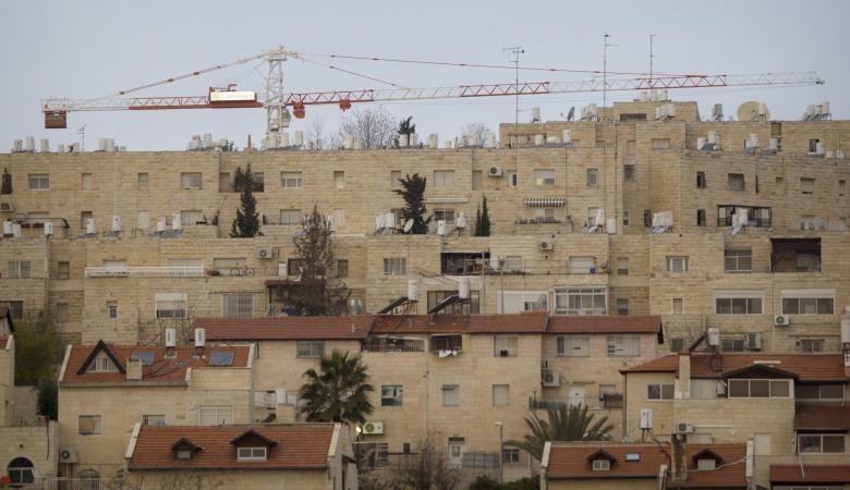 14 الف وحدة استيطانية جديدة في القدس