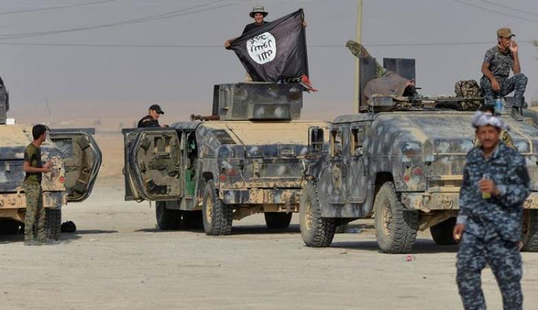 الجيش العراقي ينذر  عناصر داعش بشكل نهائي : امامكم الموت او الاستسلام