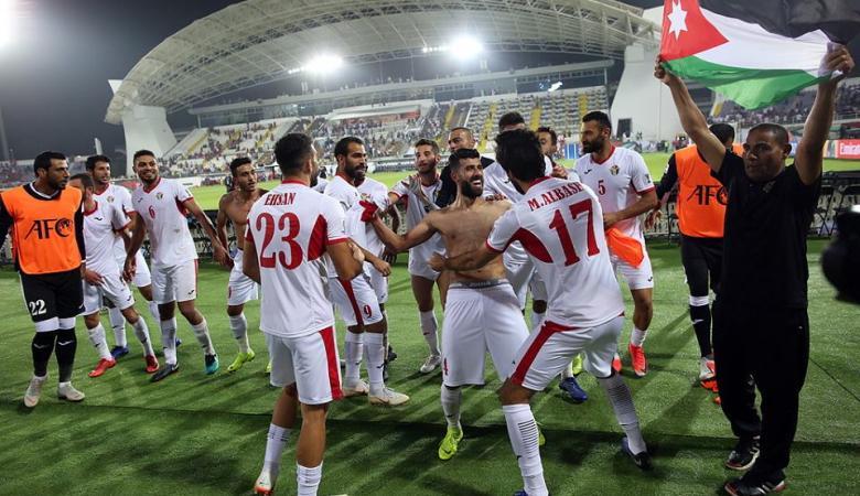الأردن يتأهل إلى دور الـ16 من تغلبه على سوريا في كأس آسيا
