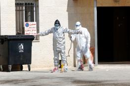 خمس حالات وفاة و632 اصابة جديدة بفيروس كورونا