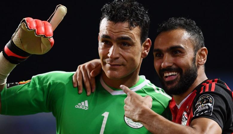 الحضري: نريد إسعاد الشعب المصري ومواصلة المشوار في كأس العالم