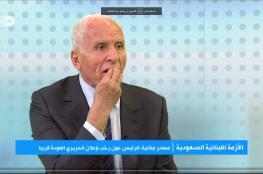 عزام الاحمد يكشف عن بعض تفاصيل زيارة الرئيس الى الرياض