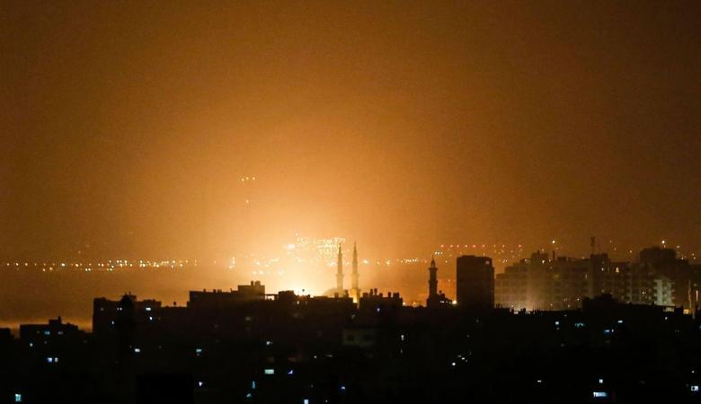 الجيش السوري يسقط طائرة مسيرة قرب دمشق