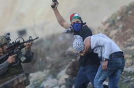 الاحتلال اعتقل 357 مواطناً خلال الشهر المنصرم