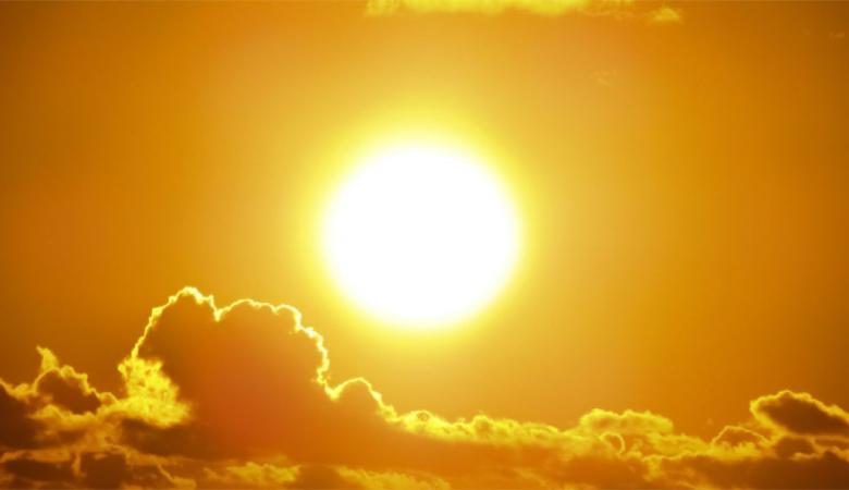 حالة الطقس : اجواء شديدة الحرارة نهاية الأسبوع