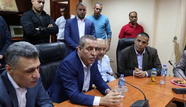 حسين الشيخ : لن نكون طرفا في التهدئة وسنحاربها