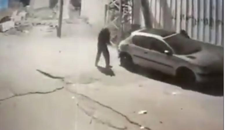 اصابة 4 مواطنين بعد اطلاق النار عليهم في الخليل