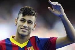 نيمار  يتفوق على ميسي ويدخل تاريخ برشلونة
