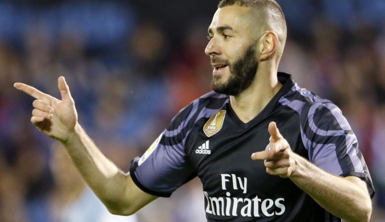 مدريد يسحق سيلتا فيغو بأربعة اهداف ...شاهد
