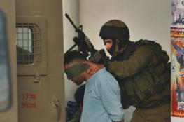 اعتقالات واسعة ومصادرة اموال في الضفة الغربية