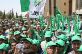 فوز الكتلة الاسلامية في بير زيت