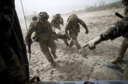 مقتل جندي أمريكي بافغانستان