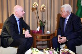 القيادة الفلسطينية غير متفائلة بشأن زيارة مبعوثي ترامب