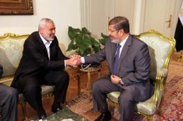 حماس تنعى مرسي : قدم الكثير دفاعا عن القدس والأقصى