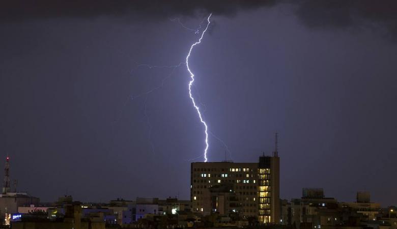 هذه المدن الفلسطينية التي تصدرت أعلى كميات هطول للأمطار