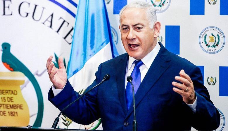 """نتنياهو يتوعد الفلسطينيين رداً  على عملية """"رام الله """""""