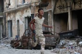 الجزائر تتعهد بالعمل الجاد لحل الأزمة الليبية