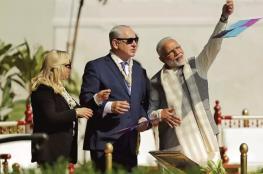 نتنياهو يبرم صفقة سلاح ضخمة مع الهند
