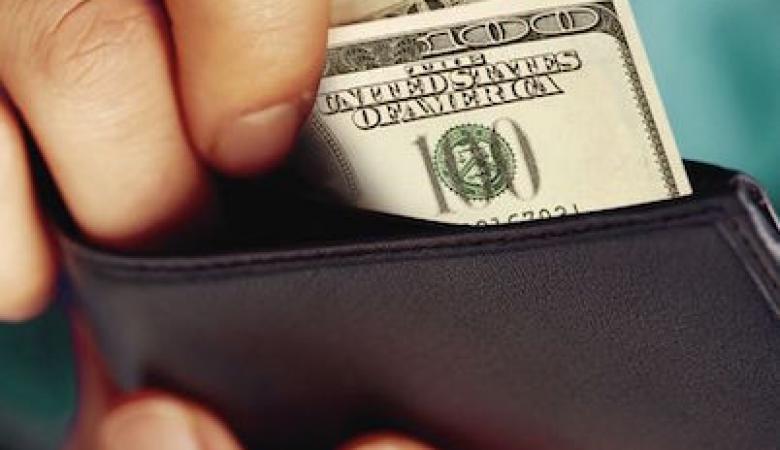 انخفاض غير مسبوق على سعر صرف الدولار على الشيقل