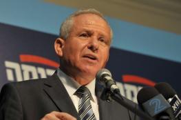 ديختر: سنهجر الفلسطينيين من أرضهم كما فعل أجدادنا