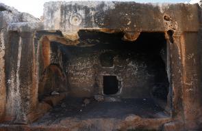 خربة قرقش الأثرية في سلفيت