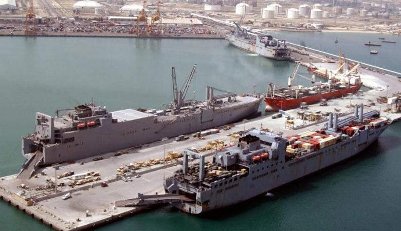 الكويت تعد خطة أمنية لحماية موانئها