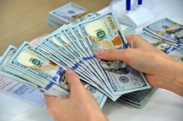الدولار في أعلى مستوى امام الشيكل منذ شهر ونصف