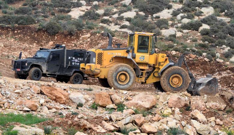 اسرائيل مصممة على هدم مئات المنازل الفلسطينية في القدس