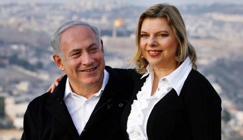 """أولمرت عن عائلة نتنياهو : عصابة تقود """"اسرائيل """""""