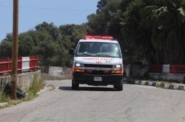 مصرع مواطن وإصابة ثلاثة آخرين في حادث سير جنوب غزة